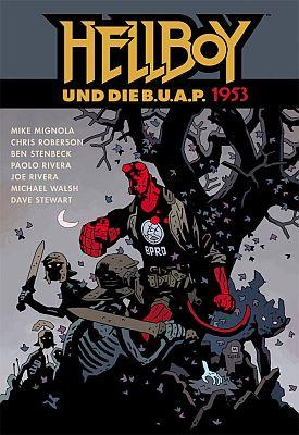 Hellboy, Band 16 (Cross Cult)