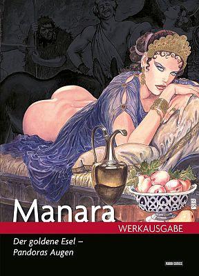 Manara Werkausgabe, Band 17 (Panini)