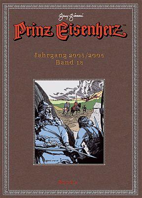 Prinz Eisenherz, Band 18: 2005/2006 (Bocola)