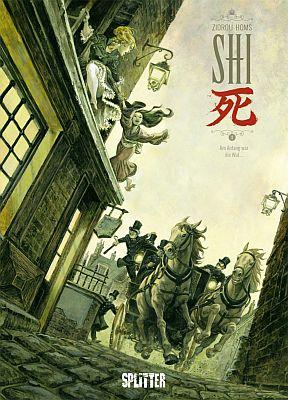 SHI, Band 1 (Splitter)