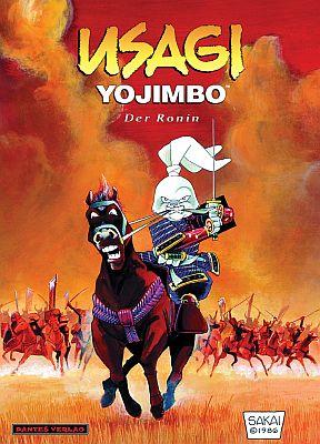 Usagi Yojimbo, Band 1 (Dantes Verlag)
