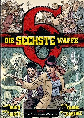 Die Sechste Waffe, Band 4 (All Verlag)