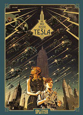 Die drei Geister von Tesla, Band 1 (Splitter)