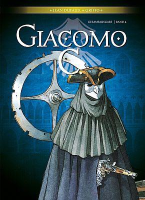 Giacomo C., Band 4 (Comicplus)