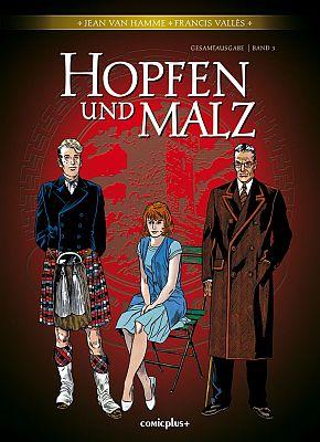 Hopfen und Malz, Band 3 (Comicplus)