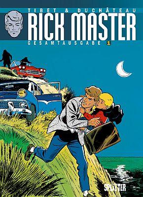 Rick Master Gesamtausgabe, Band 1 (Splitter)