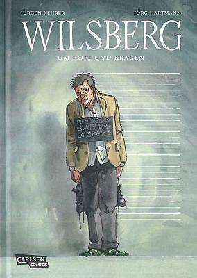 Wilsberg: Um Kopf und Kragen (Carlsen)