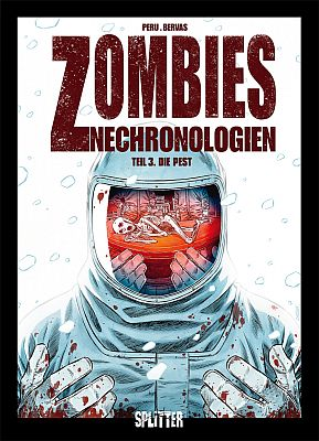 Zombies Nechronologien, Band 3 (Splitter)