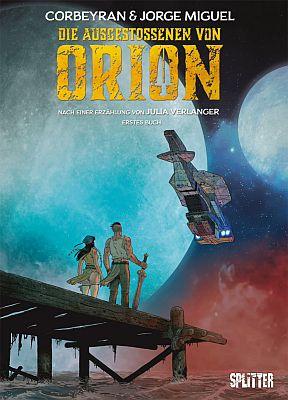 Die Ausgestossenen von Orion, Band 1 (Splitter)