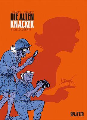 Die alten Knacker, Band 4 (Splitter)