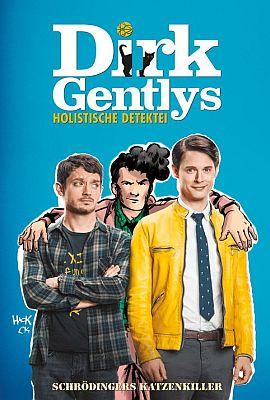 Dirk Gentlys holistische Detektei, Band 1 (Panini)