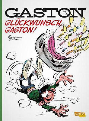 Gaston: Glückwunsch, Gaston! (Carlsen)