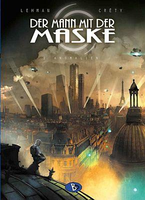 Der Mann mit der Maske, Band 1 (Bunte Dimensionen)