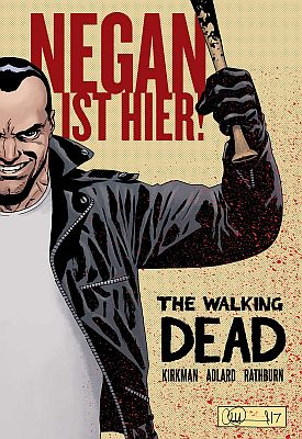 The Walking Dead: Negan ist hier! (Cross Cult)
