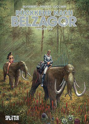 Rückkehr nach Belzagor, Band 1 (Splitter)