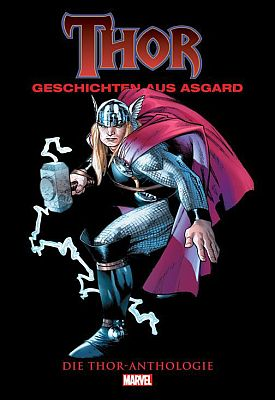 Marvel-Tag / Die Thor-Anthologie (Panini)