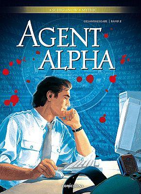 Agent Alpha Gesamtausgabe, Band 2 (Comicplus)