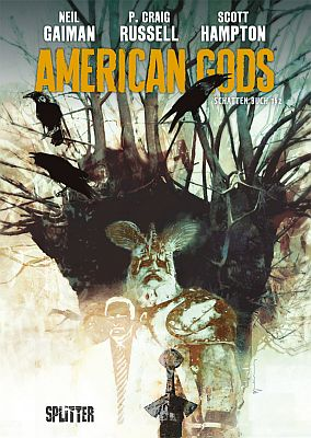 American Gods, Band 1 (Splitter)
