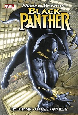 Marvel Knights: Black Panther (Panini)