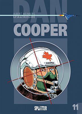 Dan Cooper Gesamtausgabe, Band 11 (Splitter)