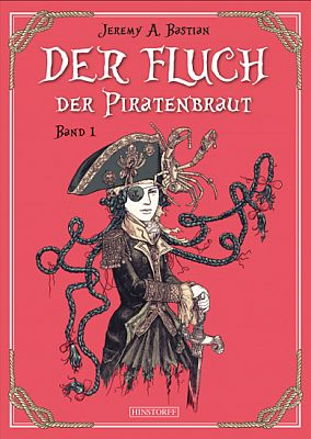 Der Fluch der Piratenbraut, Band 1 (Hinstorff)