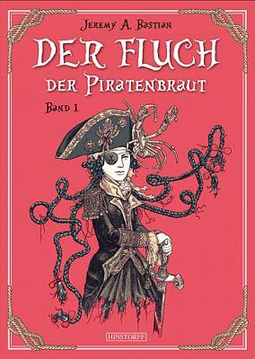Der Fluch der Piratenbraut, Band 1 (Hinstorff)