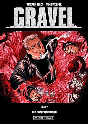 Gravel, Band 2 (Dantes Verlag)