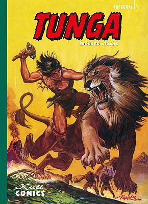 Tunga, Integral 1 (Kult Comics)