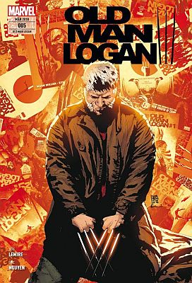 Old Man Logan, Band 5 (Panini)
