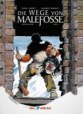 Die Wege von Malefosse, Band 2 (All Verlag)