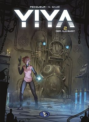 Yiya, Band 2 (Bunte Dimensionen)