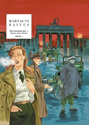 Zeitenwende – Nach dem Krieg, Band 1 (Panini)