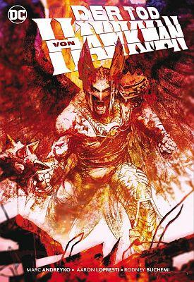 Der Tod von Hawkman (Panini)