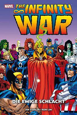 The Infinity War (Panini)