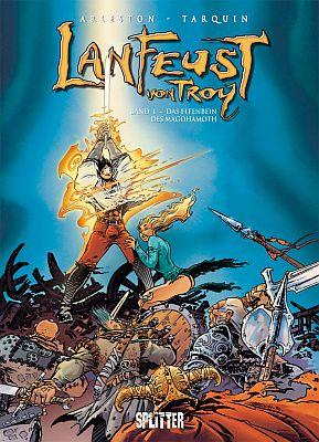 Lanfeust von Troy, Band 1 (Splitter)