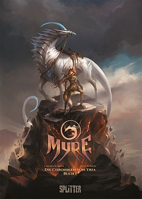 Myre, Band 1 (Splitter)