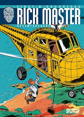 Rick Master Gesamtausgabe, Band 2 (Splitter)
