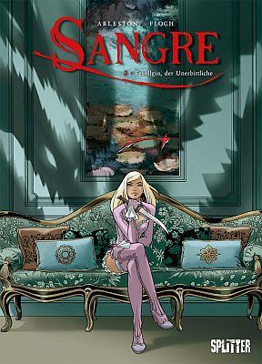 Sangre, Band 2 (Splitter)