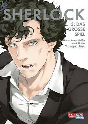 Sherlock, Band 3 (Carlsen)