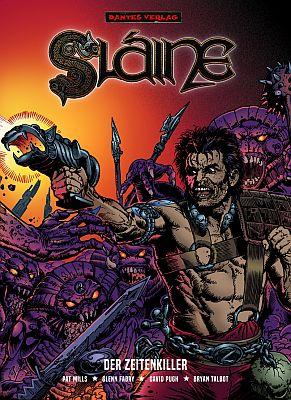 Sláine, Band 3 (Dantes Verlag)