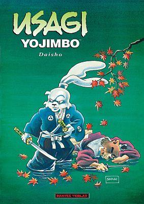 Usagi Yojimbo, Band 9 (Dantes Verlag)