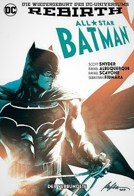 All Star Batman, Band 3 (Panini)