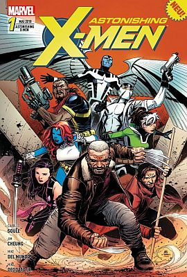 Astonishing X-Men, Band 1 (Panini)