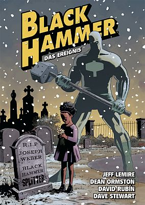 Black Hammer, Band 2 (Splitter)