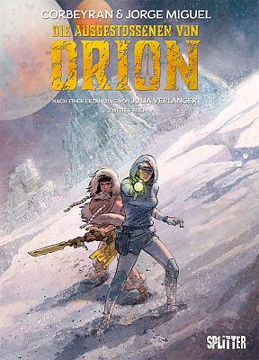 Die Ausgestossenen von Orion, Band 2 (Splitter)