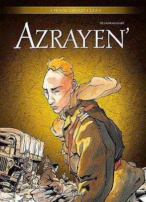 Azrayen' (Comicplus)