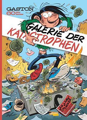 Gaston: Galerie der Katastrophen (Carlsen)