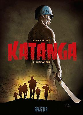 Katanga, Band 1 (Splitter)