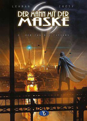 Der Mann mit der Maske, Band 2 (Bunte Dimensionen)