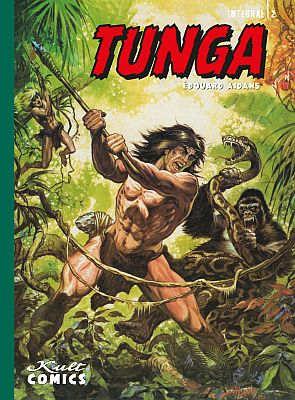 Tunga, Integral 2 (Kult Comics)